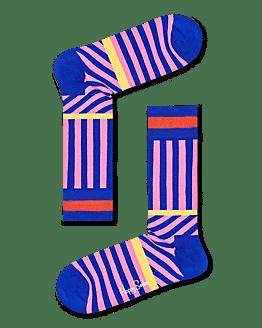 Stripes And Stripes Sock