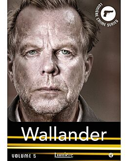 Wallander volume 5 / DVD SERIE