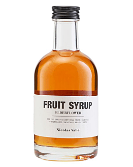 Fruit Syrup Elderflower