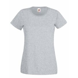 T-shirt Ladies Ronde Hals Bedrukt Flex