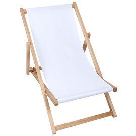 Strandstoel Geborduurd