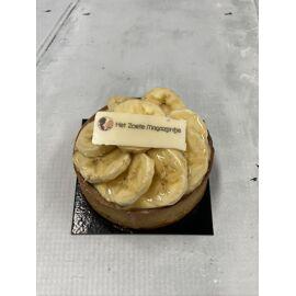 bananen tartellete - 1 persoons