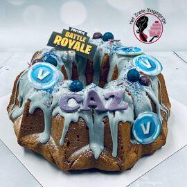 Roomboter vanille cake 'thema'