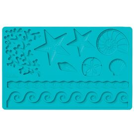 sea life - fondant & gum paste mold - Wilton