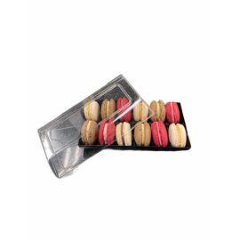 verrassings doosje macarons (12 stuks)