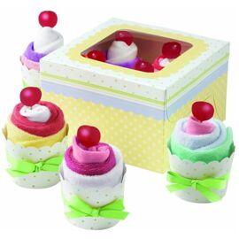 cupcake layette kit - Wilton