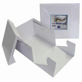 cake box 17,50 x 17,50 x 15cm - PME