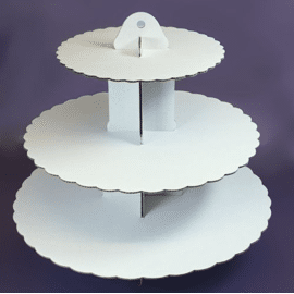 Cupcake stand - 3 tier