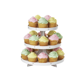cupcake stand 3-tier