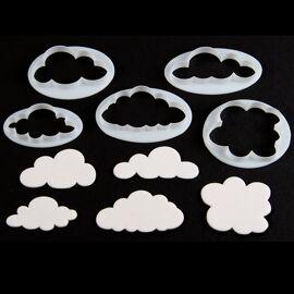 fluffy cloud cutters - FMM