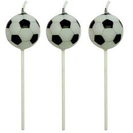 voetbal kaarsen set - PME