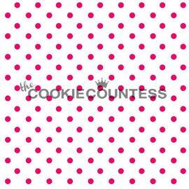 Tiny dots - Stencil
