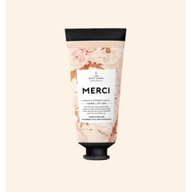 The Gift Label Handlotion tube Merci