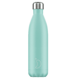 Chilly's bottle Pastel green 750 ml