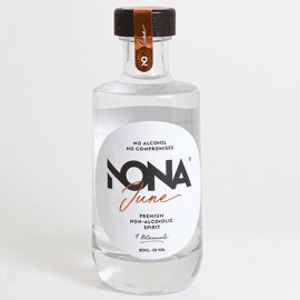 Nona June Alcoholvrije gin 20 cl