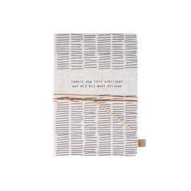 Notitieboek met veter Iedere dag... / Zusss