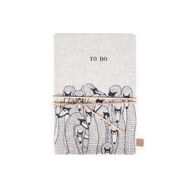 Notitieboek met veter To do / Zusss