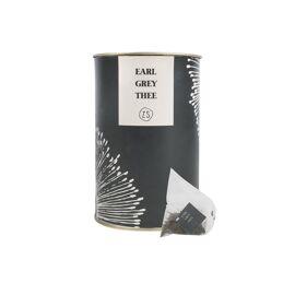 Thee in luxe koker earl grey - grafietgrijs / Zusss