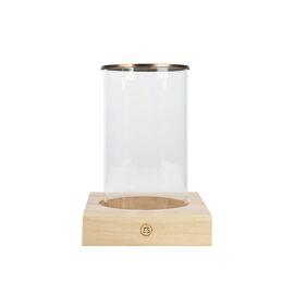 Vaasje in houten voet / Zusss