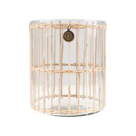 Windlicht bamboe L / Zusss