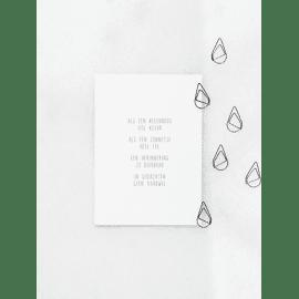 Postkaart Als een regenboog vol kleur / Gewoon Jip