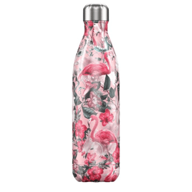 Chilly's bottle Flamingo 750 ml