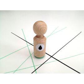 Ministempel - Druppel
