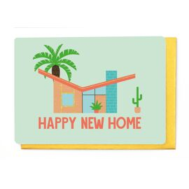 Wenskaart Happy new home / Enfant Terrible