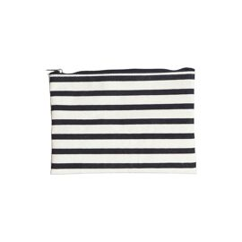 Make-up pouch - stripes