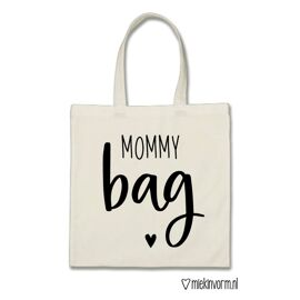Totebag Mommy bag / Miek in vorm