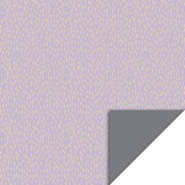 Rol inpakpapier Sparkles Lila/grey
