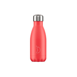 Chilly's drinkfles Pastel coral 260 ml