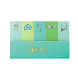 Sticky notes mint