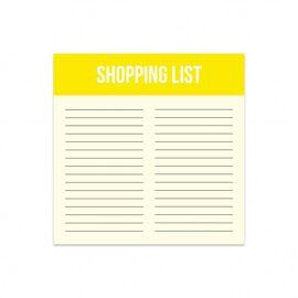 Mini shopping list Studio Stationery