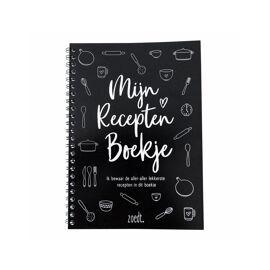 Recepten invulboek Zoedt