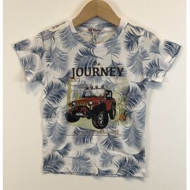 YOU-T-Shirt Print (JEEP)