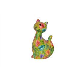 MONEYBANK CAT CARAMEL