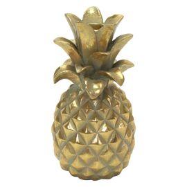 Kaarsstandaard Ananas