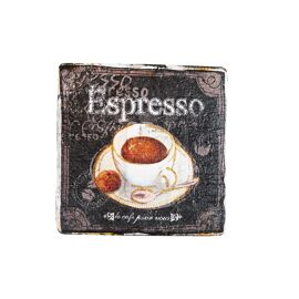 Dutch Mood Coaster Coffee (4x)