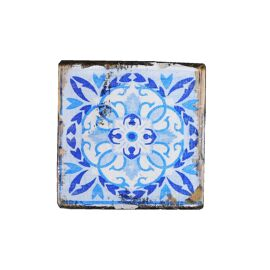 Dutch Mood Coaster Blue (4x)