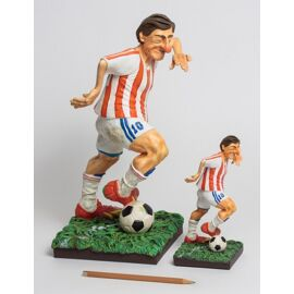 The Soccer Player 20 cm