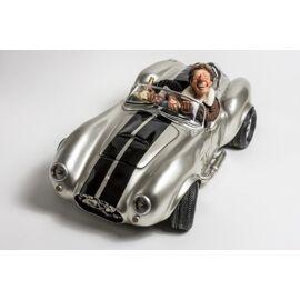 Shelby Cobra 427 Silver small