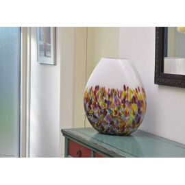 "Lamp Disc ""Murrina"" multicolor"