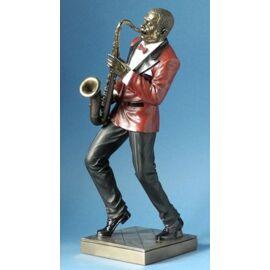Le monde du jazz - Saxophone player