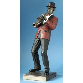 Le monde Du Jazz - Clarinet player