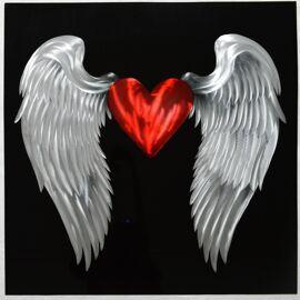 Angel Heart ingelijst