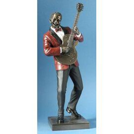Le monde Du Jazz - Guitar player