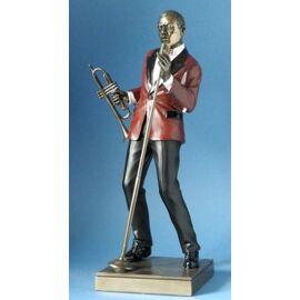 Le monde Du Jazz - male singer with trumpet