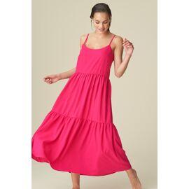 Lange jurk Sylvie