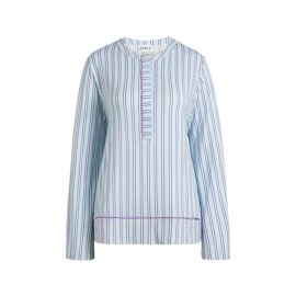 Pyjamahemd lange mouwen Stripe